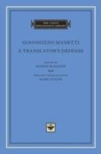 A Translator`s Defense