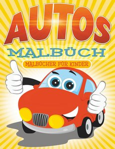 Autos Malbüch