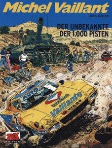 Michel Vaillant 37 Der Unbekannte der 1.000 Pisten
