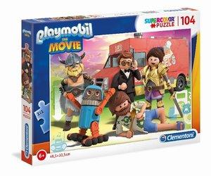 Playmobil the Movie (Kinderpuzzle)