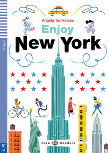 Enjoy New York mit Audio CD
