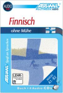 Assimil. Finnisch ohne Mühe. Multimedia-Classic. Lehrbuch und 4