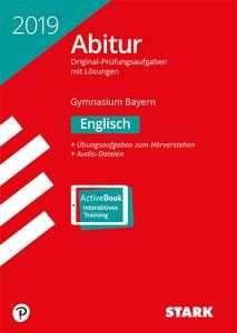 Abiturprüfung Bayern 2019 - Englisch