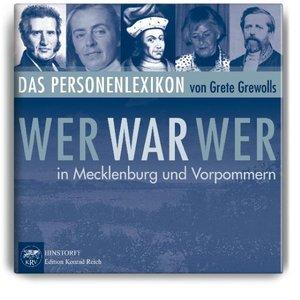 Wer war wer in Mecklenburg und Vorpommern?