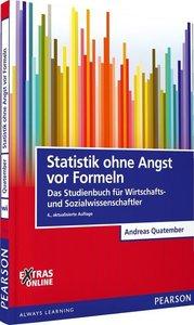 Statistik ohne Angst vor Formeln
