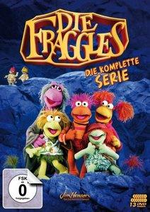 Die Fraggles - Die komplette Serie (Staffeln 1-5)