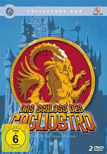 Das Schloss des Cagliostro, DVD (Collectors Box)