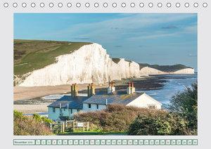 Englands Süden (Tischkalender 2018 DIN A5 quer)
