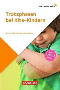 Trotzphasen bei Kita-Kindern