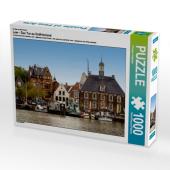 Ein Motiv aus dem Kalender Leer - Das Tor zu Ostfriesland 1000 T - zum Schließen ins Bild klicken