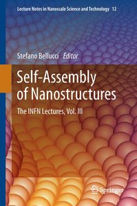 Self-Assembly of Nanostructures