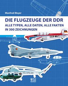 Die Flugzeuge der DDR