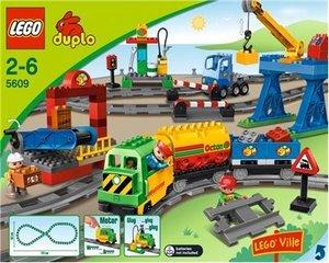 LEGO® Duplo 5609 - Eisenbahn: Super Set