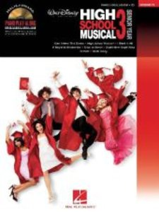 Piano Play-Along Vol. 72 - High School Musical 3 (mit CD)