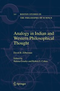 Analogy in Indian and Western Philosophical Thought