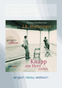 Knapp am Herz vorbei (DAISY Edition)