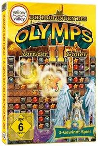 Yellow Valley: Prüfungen des Olymps - Zorn der Götter (Match 3-S