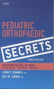 Pediatric Orthopaedic Secrets