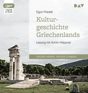 Kulturgeschichte Griechenlands