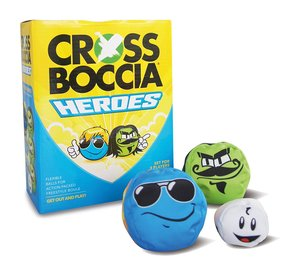 MTS 970825 - Crossboccia Double Pack Heroes, Mexican+Dude, Set f