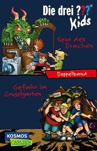 Die drei ??? Kids: Spur des Drachen / Gefahr im Gruselgarten (Do