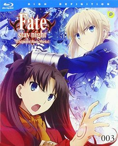 Fate/stay night [Unlimited Blade Works] - Blu-ray 3