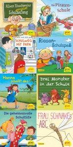 Pixi-Bundle 8er Serie 245: Schulstart mit Pixi