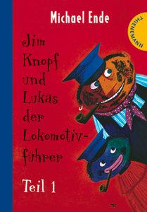 Jim Knopf und Lukas der Lokomotivführer 01