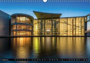 Berlin - Bilder einer Metropole (Wandkalender 2019 DIN A3 quer)