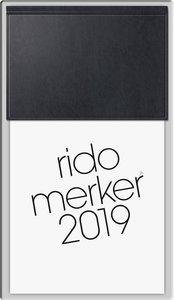 Tischkalender Merker Miradur 2016 schwarz