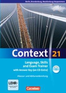 Context 21. Workbook mit Lösungsschlüssel und CD-ROM. Berlin, Br