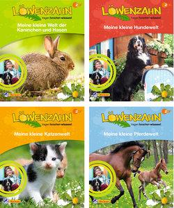 Nelson Mini-Bücher: 4er Löwenzahn 17-20