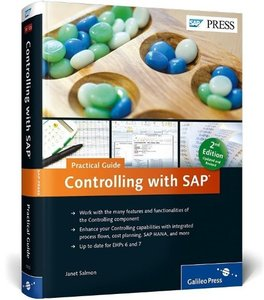 Controlling with SAP - Practical Guide