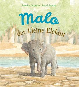 Malo, der kleine Elefant
