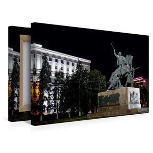 Premium Textil-Leinwand 45 cm x 30 cm quer Denkmal für die Solda