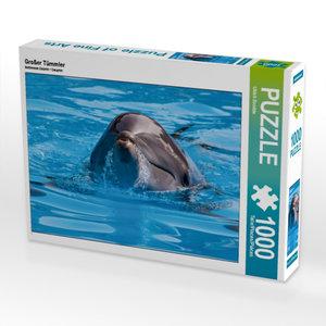 Großer Tümmler 1000 Teile Puzzle quer