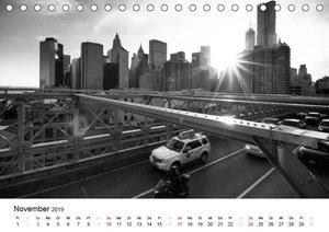 New York (Tischkalender 2019 DIN A5 quer)