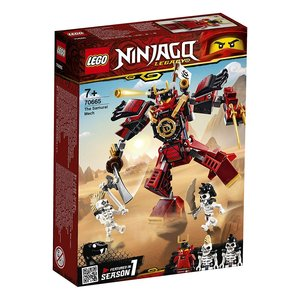 NIN Samurai-Roboter