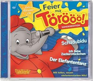 Benjamin Blümchen - Feier mit Törööö! Sonderedition, Audio-CD