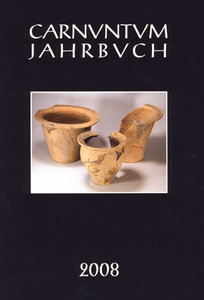 Carnuntum-Jahrbuch. Zeitschrift für Archäologie und Kulturgeschi