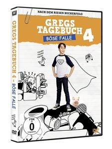 Gregs Tagebuch - Böse Falle