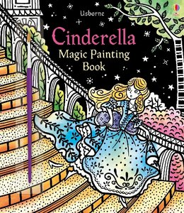 Cinderella Magic Painting Book