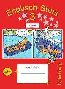 Englisch-Stars 3. Comics