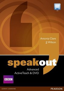 Speakout Advanced. Active Teach CD-ROM