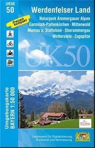 UK50-50 Werdenfelser Land