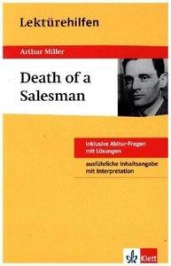 Lektürehilfen Arthur Miller Death of a Salesmann