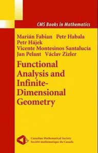 Functional Analysis and Infinite-Dimensional Geometry