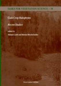 Cash Crop Halophytes: Recent Studies