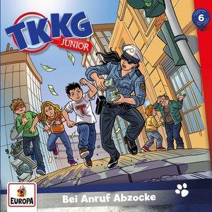 TKKG Junior 06/ Bei Anruf Abzocke, 1 Audio-CD