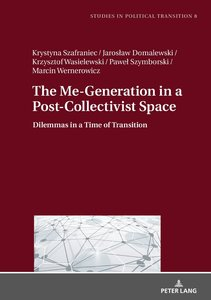 The Me-Generation in a Post-Collectivist Space